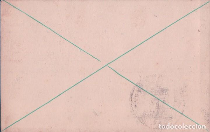 Postales: Foto Postal Columna de la independencia. Mexico - Sello Infancia - - Foto 2 - 173629235