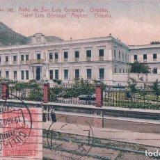 Postales: POSTAL ASILO DE SAN LUIS GONZAGA ORIZABA. MEXICO - ICF 3884/177 RODOLFO. Lote 69105933