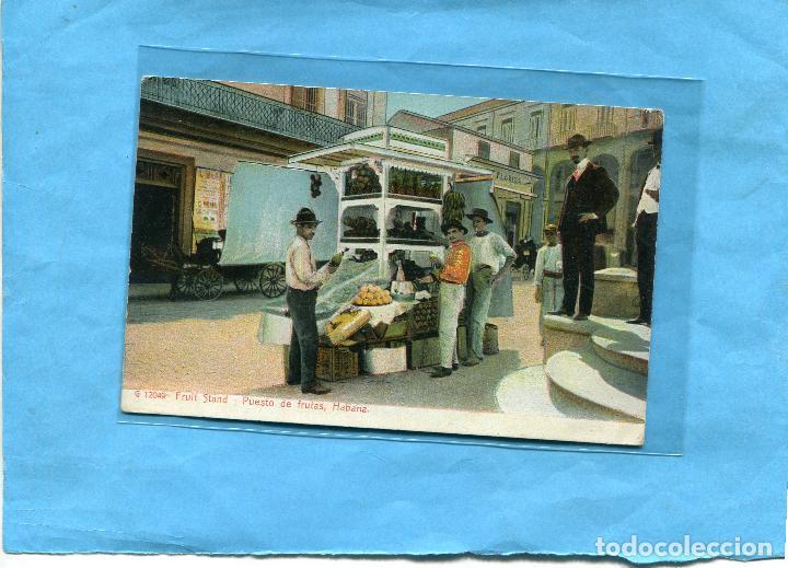 HABANA - REVERSO SIN DIVIDIR // CIRCULADA // ( NOV2 ) (Postales - Postales Extranjero - América)