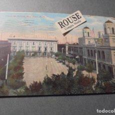 Postales: PUERTO RICO - PLAZA DE ARMAS , SAN JUAN ,P.R. 11960 CIRCULADA 1914 - 14X9 CM. . Lote 76347467