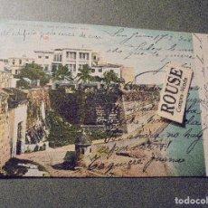 Postales: PUERTO RICO - GOVERNOR'S PALACE , SAN JUAN PUERTO RICO 3633 CIRCULADA 1908 - 14X9 CM. . Lote 76348959