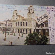 Postales: PUERTO RICO - CITY HALL PALZA PRINCIPAL , SAN JUAN PUERTO RICO 3628 CIRCULADA - 14X9 CM. . Lote 76350111