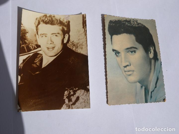 UNA POSTAL Y UNA FOTO (Postales - Postales Extranjero - América)