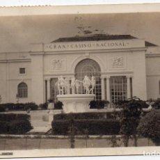 Postales: PS7479 LA HABANA 'NATIONAL CASINO'. FOTOGRÁFICA. GRÁFICAS FOTO. CIRCULADA. 1953. Lote 79236149