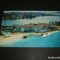 Postales: SAN JUAN DE PUERTO RICO CONDADO BEACH HOTEL. Lote 81180972