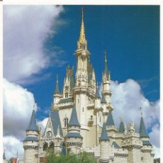 Postales: FLORIDA (USA) CASTELL DE LA VENTAFOCS - WALT DISNEY PHOTO PRINTS 3540. Lote 83730508