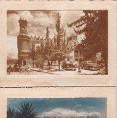 Postales: 2 POSTALES DE MÉXICO. Lote 84097364