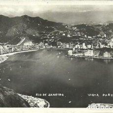 Postales: RIO DE JANEIRO (BRASIL) - VISTA PARCIAL - 60'S. Lote 84237220