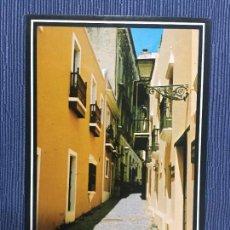 Postales: POSTAL PUERTO RICO, CALLE TIPICA DEL VIEJO SAN JUAN. Lote 84683620