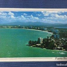 Postales: POSTAL PUERTO RICO, ISLA VERDE. Lote 84687120