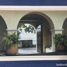 Postales: POSTAL PUERTO RICO, FORTALEZA, PATIO INTERIOR. Lote 84688324
