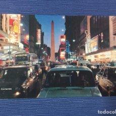 Postales: POSTAL BUENOS AIRES, AVENIDA CORRIENTES. Lote 84767292