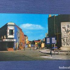 Postales: POSTAL BUENOS AIRES, CAMINITO - BARRIO DE LA BOCA. Lote 84767460