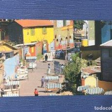 Postales: POSTAL BUENOS AIRES, CAMINITO - BARRIO DE LA BOCA. Lote 84768264