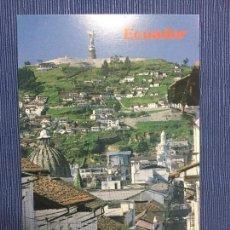 Postales: POSTAL ECUADOR - QUITO. Lote 84773236