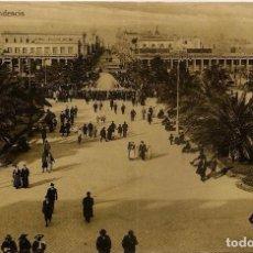 Postales: ARGENTINA - PLAZA DE LA INDEPENDENCIA DE BUENOS AIRES - CIRCULADA DE BUENOS AIRES A PARIS AÑO 1920. Lote 84824004