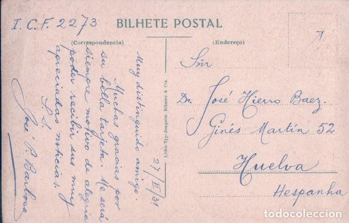 Postales: POSTAL BRASIL - SALVADOR DE BAHIA - AVENIDA OCEANICA - RIO VERMELHO - Foto 2 - 86712836