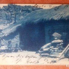 Postales: TARJETA POSTAL REPUBLICA DE BOLIVIA, ENVIADA A TALTAL - CHILE, AÑO 1909. Lote 87396520