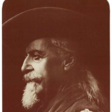 Postales: POSTAL COLECCION OLD WEST COLLECTORS. BUFFALO BILL CODY. (Nº 22).. Lote 87587624