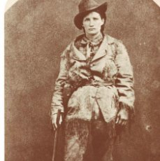 Postales: POSTAL COLECCION OLD WEST COLLECTORS. CALAMITY JANE. (Nº 55A).. Lote 87587832