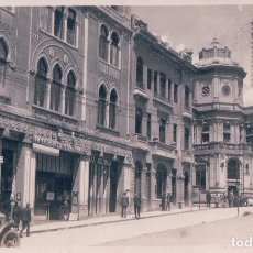 Postales: POSTAL COLOMBIA - MANIZALES - FOTOGRAFIA - TIPOGRAFIA MANIZALES, CAFE VICTORIA - AGFA. Lote 89005408