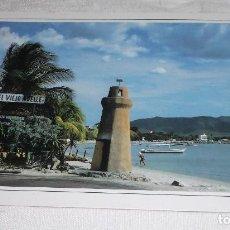 Postales: POSTAL DE ISLA MARGARITA VENEZUELA BAHIA DE JUANGRIEGO. Lote 90144328