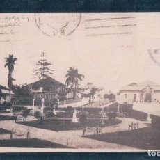 Postales: POSTAL FOTOGRAFICA PLAZA DE ESPAÑA EN SAN JOSE DE COSTA RICA. Lote 90892405