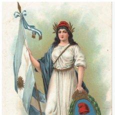 Postales: 1910 RECUERDO DEL CENTENARIO ARGENTINO 1810 - 1910. Lote 91134695