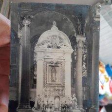 Postales: MEXICO CITY, BASILICA DE GUADALUPE. ED. FEMA. 1950. Lote 91739195