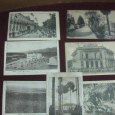 Postales: 7 POSTALES MUY ANTIGUAS DE BRASIL. BRESIL. . Lote 92326710