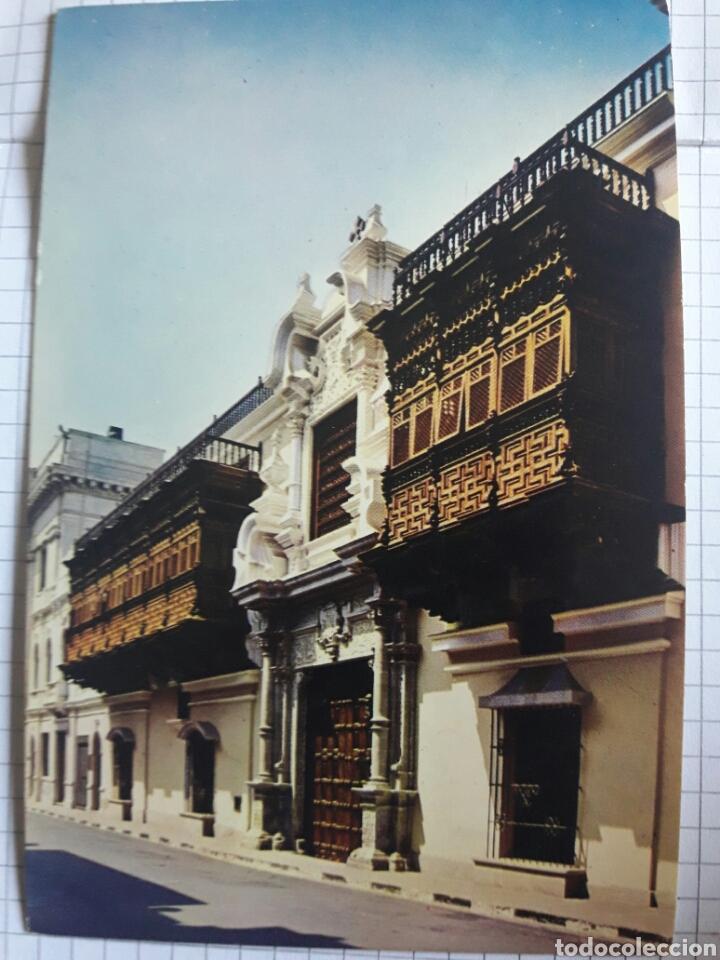 Postales: Lote 2 postales Perú sin circular - Foto 2 - 94337178