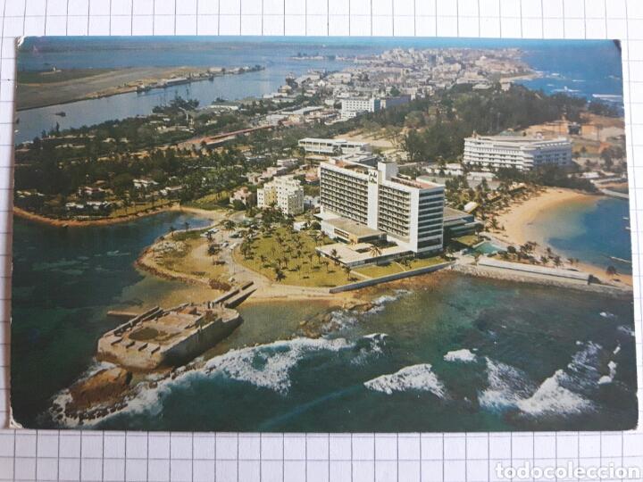POSTAL PUERTO RICO (Postales - Postales Extranjero - América)