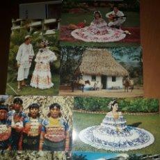 Postales: LOTE 7 POSTALES PANAMÁ . Lote 94338180