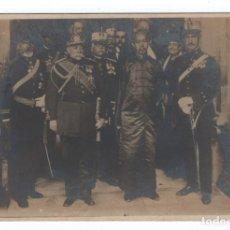 Postales: (ALB-TC-9) POSTAL MEXICO 1910 FIESTAS DEL CENTENARIO INDEPENDENCIA MARQUES DE POLAVIEJA Y MTRO CHINO. Lote 94530598