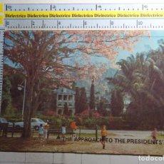 Postales: POSTAL DE TRINIDAD Y TOBAGO, PUERTO ESPAÑA. PRESIDENT'S HOUSE. 487. Lote 95842019