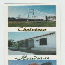 Postales: HONDURAS CHOLUTECA CENTRO HISTORICO COLONIAL ESPAÑOL CASA DEL SABIO JOSE CECILIO DEL VALLE . Lote 95978427