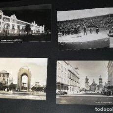 Postales: ANTIGUO Y PRECIOSO ALBUM DE FOTOGRAFIAS Y POSTALES DE MEXICO - AÑOS 40 - FOTOGRAFO POSTA MEX, YAÑEZ,. Lote 96480351