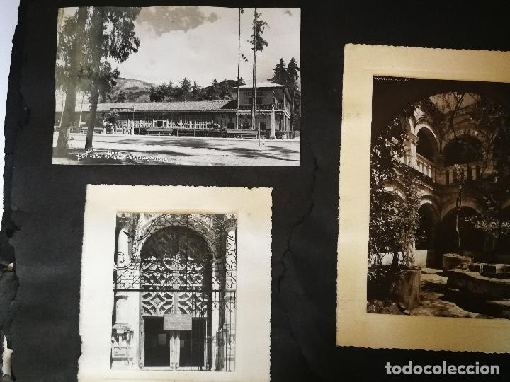 Postales: ANTIGUO Y PRECIOSO ALBUM DE FOTOGRAFIAS Y POSTALES DE MEXICO - AÑOS 40 - FOTOGRAFO POSTA MEX, YAÑEZ, - Foto 6 - 96480351