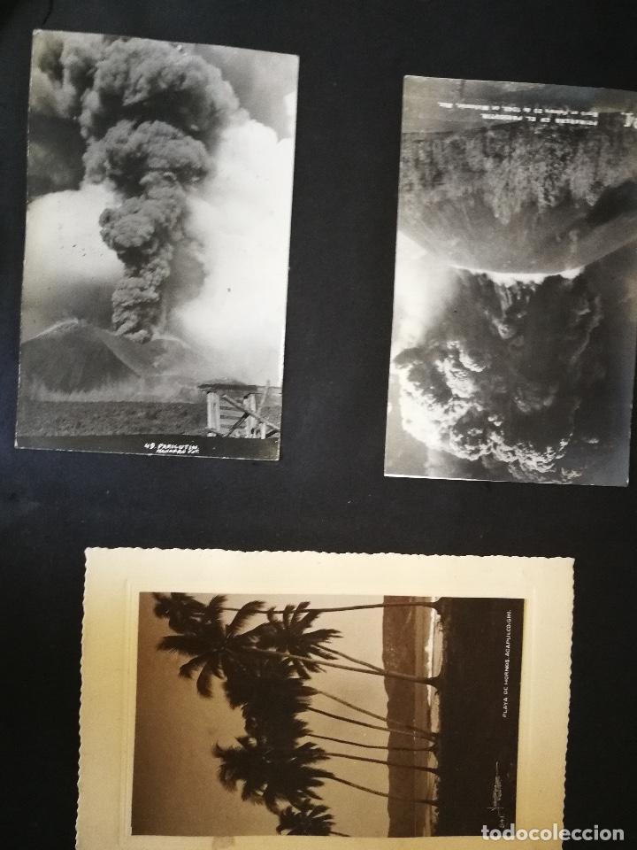 Postales: ANTIGUO Y PRECIOSO ALBUM DE FOTOGRAFIAS Y POSTALES DE MEXICO - AÑOS 40 - FOTOGRAFO POSTA MEX, YAÑEZ, - Foto 7 - 96480351