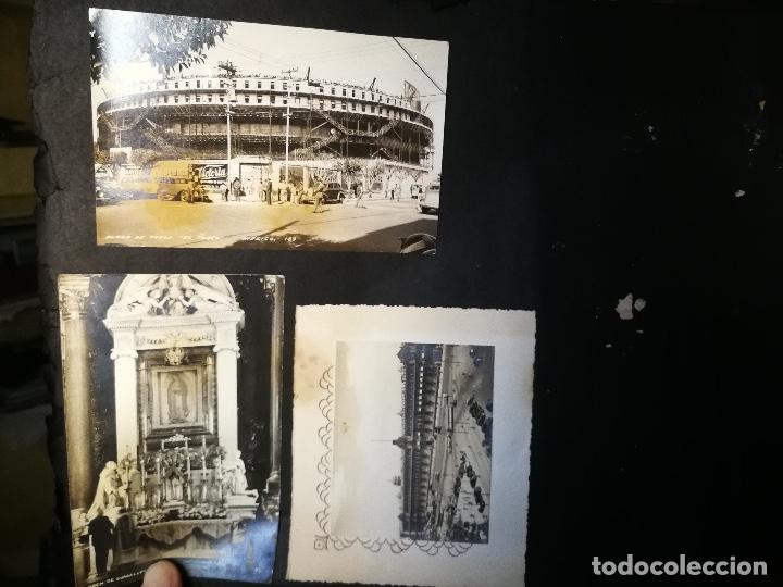 Postales: ANTIGUO Y PRECIOSO ALBUM DE FOTOGRAFIAS Y POSTALES DE MEXICO - AÑOS 40 - FOTOGRAFO POSTA MEX, YAÑEZ, - Foto 10 - 96480351