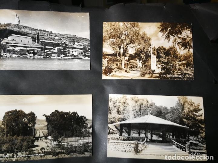 Postales: ANTIGUO Y PRECIOSO ALBUM DE FOTOGRAFIAS Y POSTALES DE MEXICO - AÑOS 40 - FOTOGRAFO POSTA MEX, YAÑEZ, - Foto 12 - 96480351