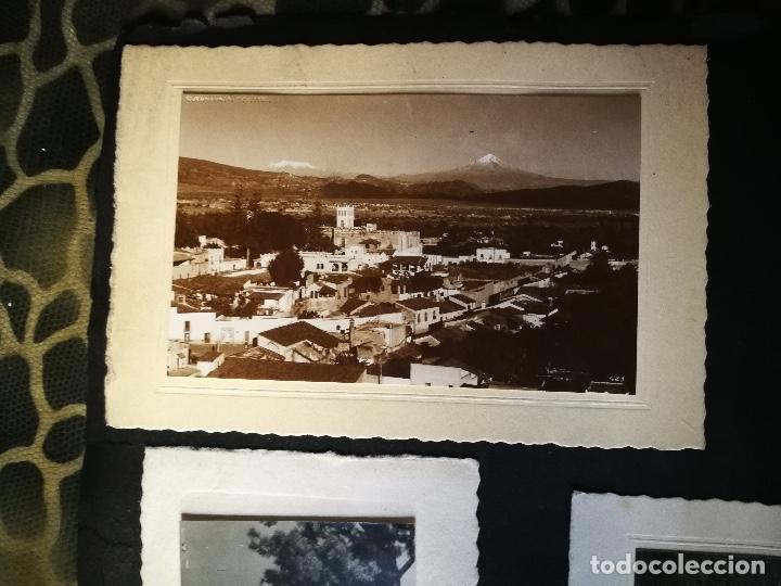 Postales: ANTIGUO Y PRECIOSO ALBUM DE FOTOGRAFIAS Y POSTALES DE MEXICO - AÑOS 40 - FOTOGRAFO POSTA MEX, YAÑEZ, - Foto 15 - 96480351