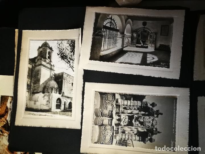 Postales: ANTIGUO Y PRECIOSO ALBUM DE FOTOGRAFIAS Y POSTALES DE MEXICO - AÑOS 40 - FOTOGRAFO POSTA MEX, YAÑEZ, - Foto 23 - 96480351