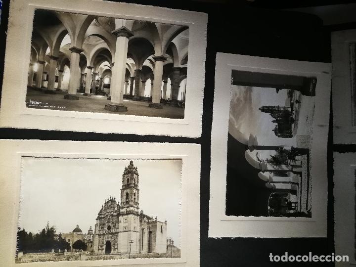 Postales: ANTIGUO Y PRECIOSO ALBUM DE FOTOGRAFIAS Y POSTALES DE MEXICO - AÑOS 40 - FOTOGRAFO POSTA MEX, YAÑEZ, - Foto 24 - 96480351