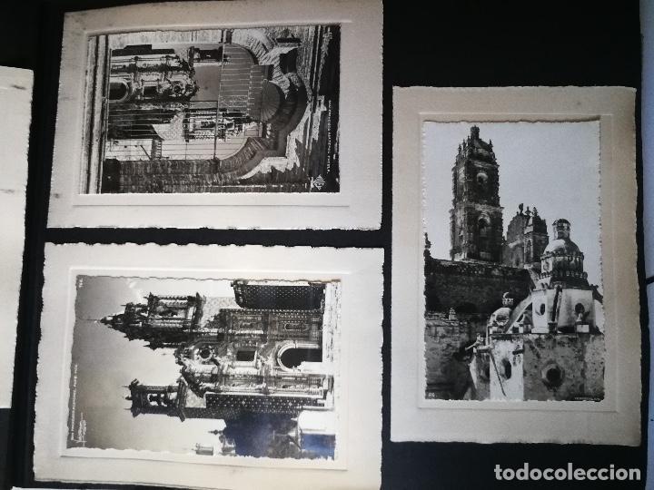 Postales: ANTIGUO Y PRECIOSO ALBUM DE FOTOGRAFIAS Y POSTALES DE MEXICO - AÑOS 40 - FOTOGRAFO POSTA MEX, YAÑEZ, - Foto 25 - 96480351
