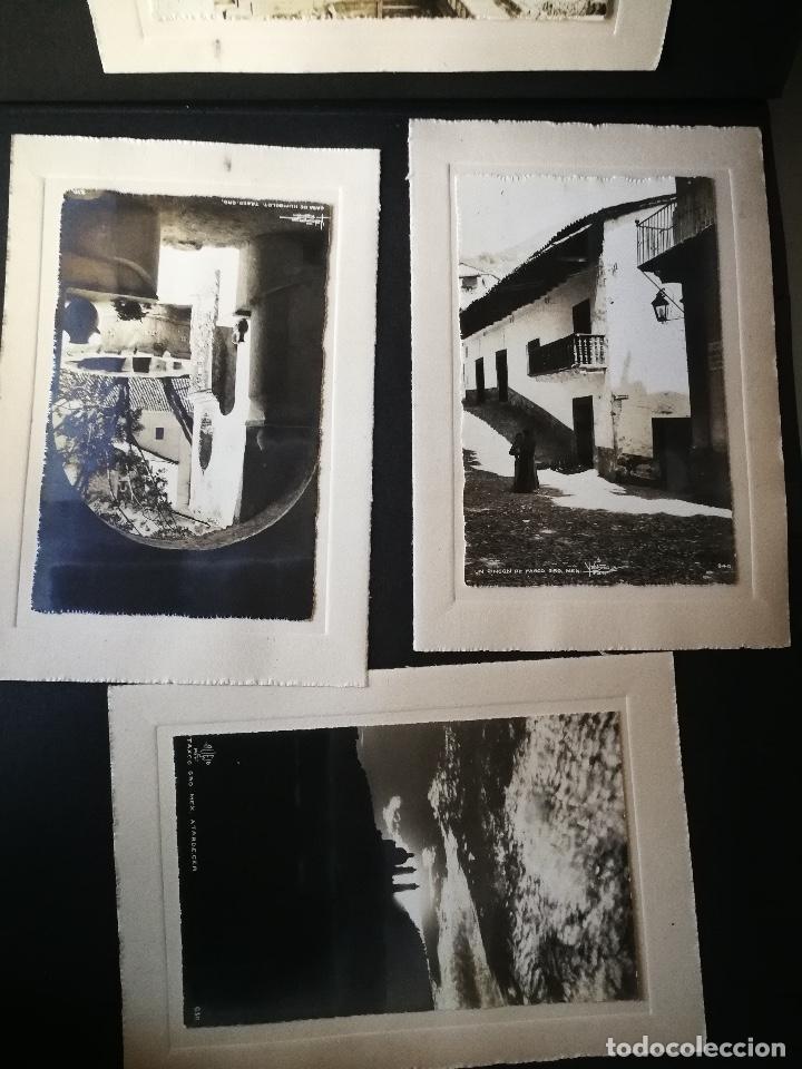 Postales: ANTIGUO Y PRECIOSO ALBUM DE FOTOGRAFIAS Y POSTALES DE MEXICO - AÑOS 40 - FOTOGRAFO POSTA MEX, YAÑEZ, - Foto 27 - 96480351