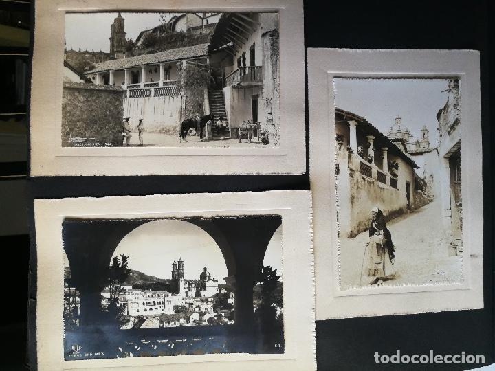 Postales: ANTIGUO Y PRECIOSO ALBUM DE FOTOGRAFIAS Y POSTALES DE MEXICO - AÑOS 40 - FOTOGRAFO POSTA MEX, YAÑEZ, - Foto 28 - 96480351