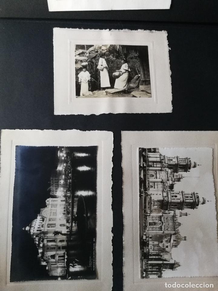Postales: ANTIGUO Y PRECIOSO ALBUM DE FOTOGRAFIAS Y POSTALES DE MEXICO - AÑOS 40 - FOTOGRAFO POSTA MEX, YAÑEZ, - Foto 30 - 96480351