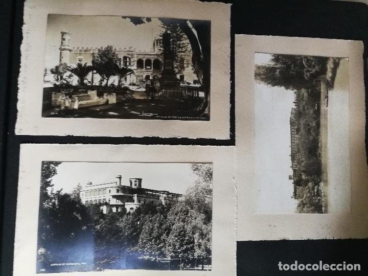 Postales: ANTIGUO Y PRECIOSO ALBUM DE FOTOGRAFIAS Y POSTALES DE MEXICO - AÑOS 40 - FOTOGRAFO POSTA MEX, YAÑEZ, - Foto 33 - 96480351