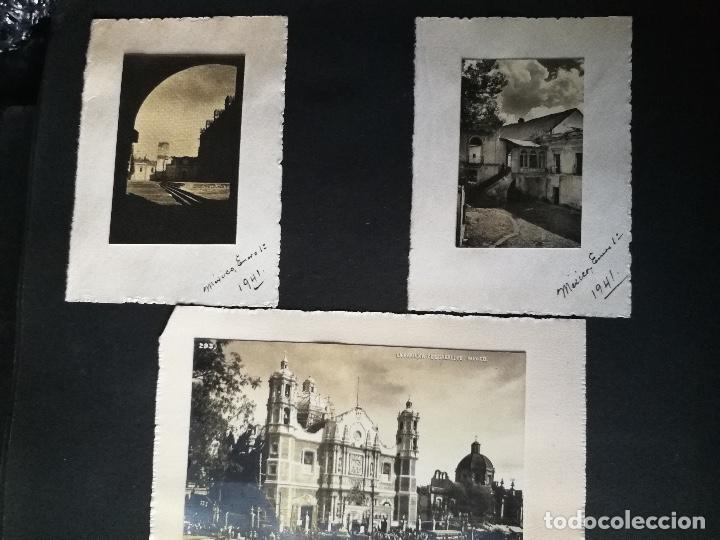 Postales: ANTIGUO Y PRECIOSO ALBUM DE FOTOGRAFIAS Y POSTALES DE MEXICO - AÑOS 40 - FOTOGRAFO POSTA MEX, YAÑEZ, - Foto 34 - 96480351